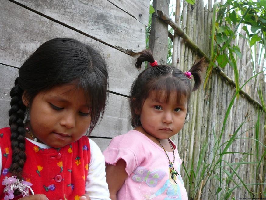 Petites poupees - Volontariat Selva Inka Pilcopata