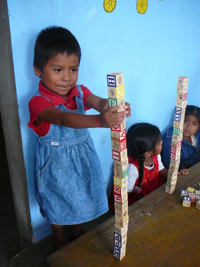 Rosa Ines  - Volontariat Selva Inka Pilcopata