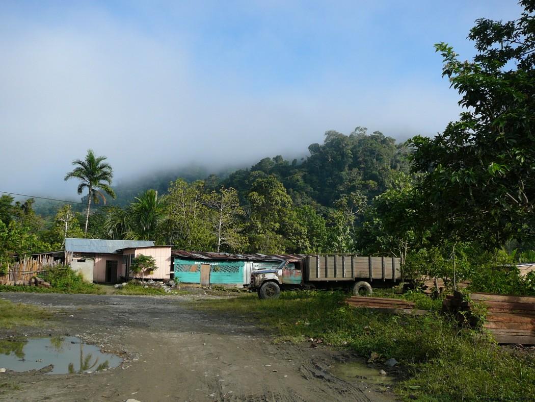 Village de Pilcopata