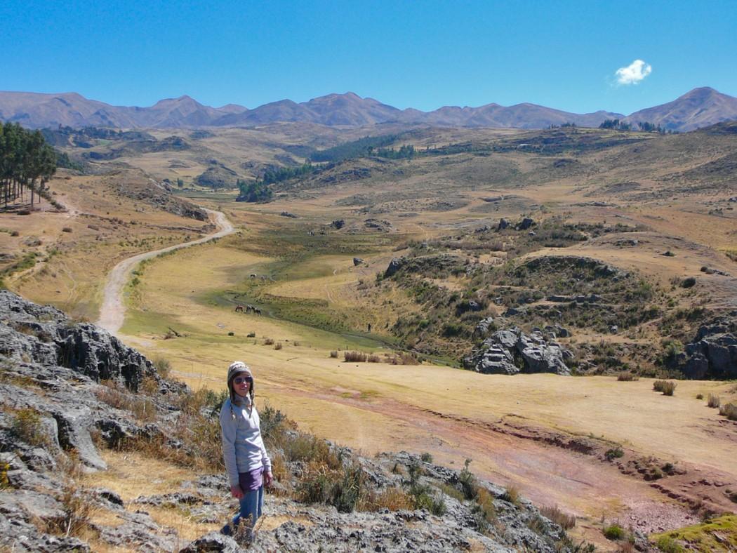 Balade à cheval dans les ruines autour de Cusco - 7
