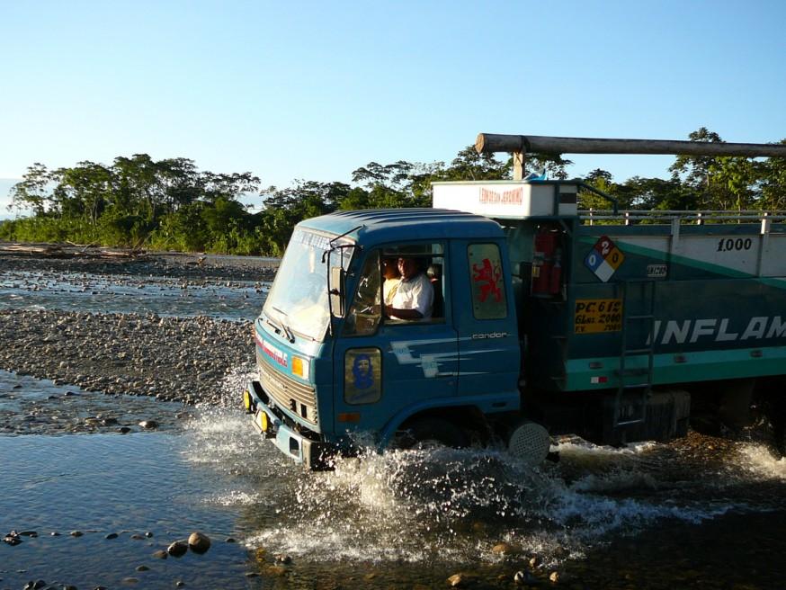Camion Playa Carbon Atalaya