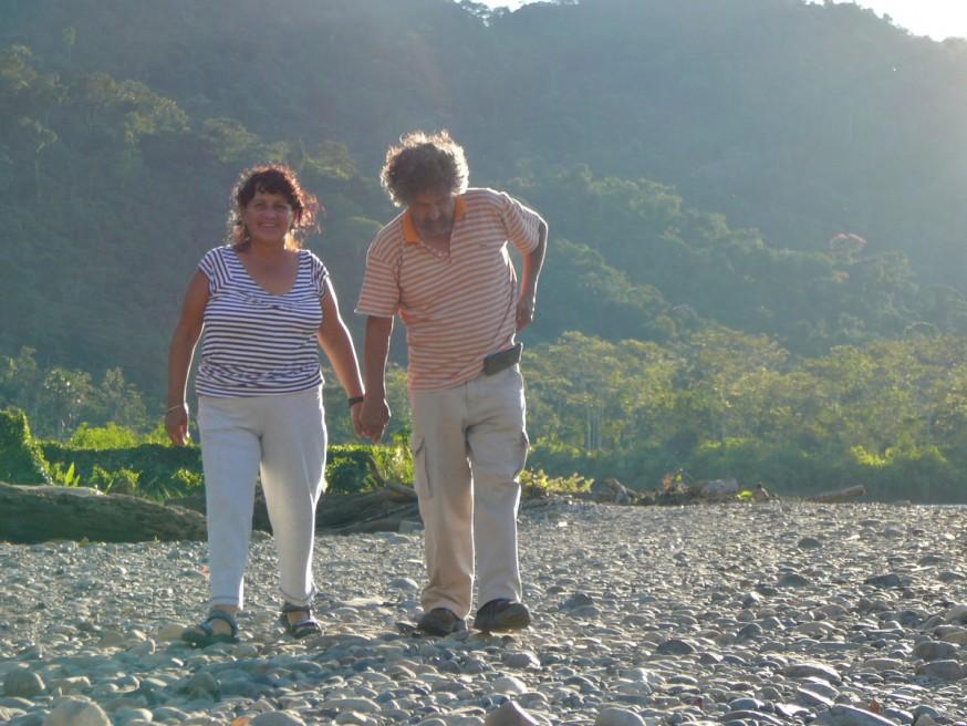 Carmen Rodolfo Playa Carbon Atalaya