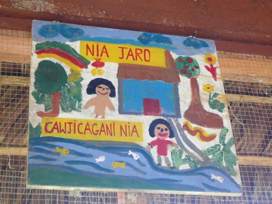 Comunidad nativa de Huacaria - Langue indigene