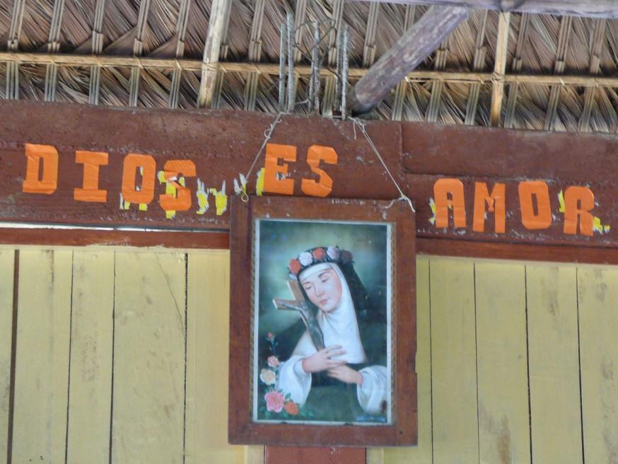 Comunidad nativa de Huacaria - Religion