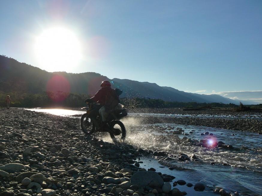 Moto Playa Carbon Atalaya