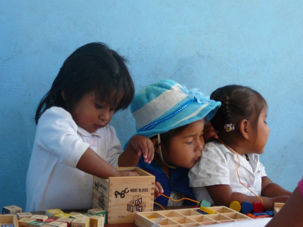 Volontariat Selva Inka Pilcopata enfants 16