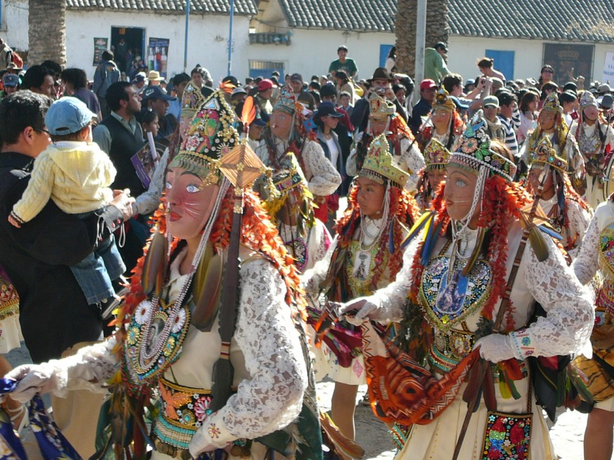 Chunchachas - Virgen del Carmen - Paucartambo
