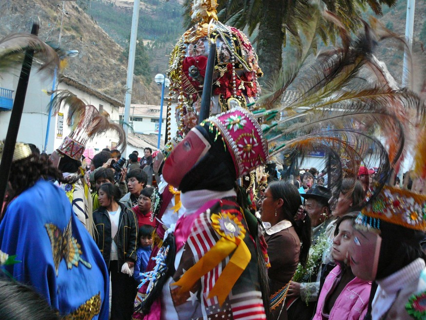 Qhapaq Ch'uncho - Virgen del Carmen - Paucartambo