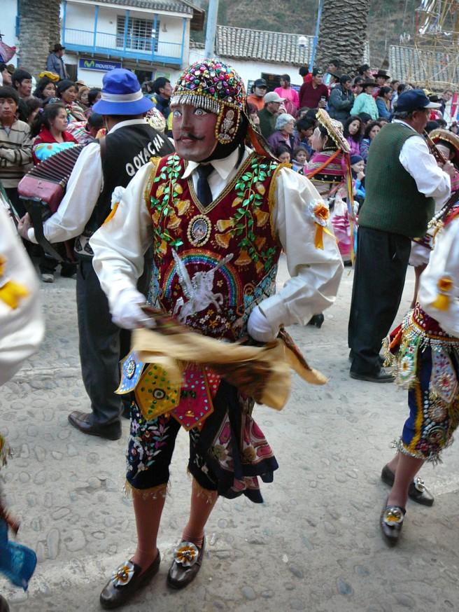 Qoyacha - Virgen del Carmen - Paucartambo