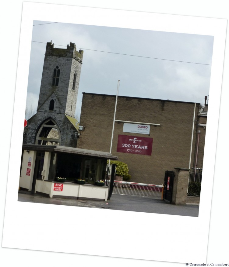 Brasserie Smithwicks Kilkenny