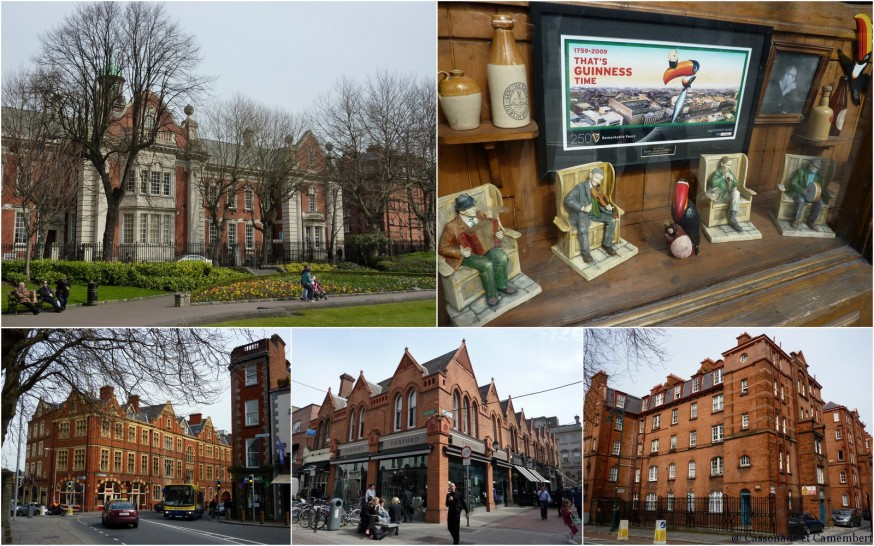 Briques Dublin