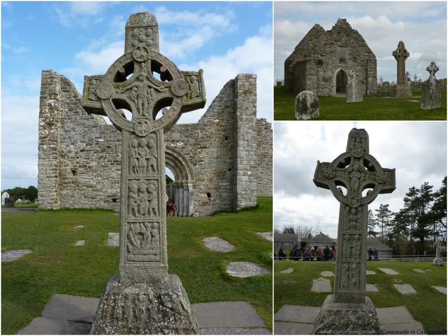 Croix celtes Clonmacnoise