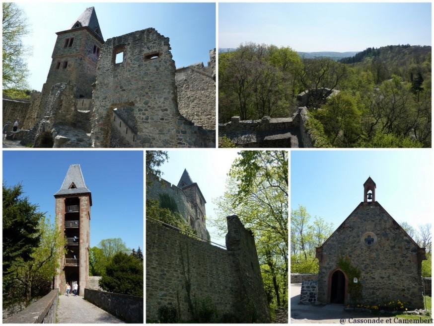 Chateau de Frankenstein