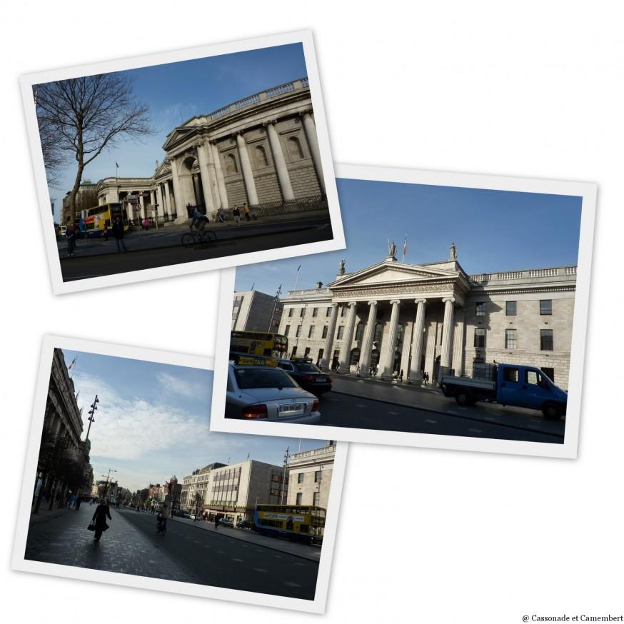 O Connel Street Dublin