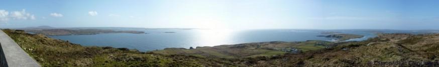 Panorama Sky Road