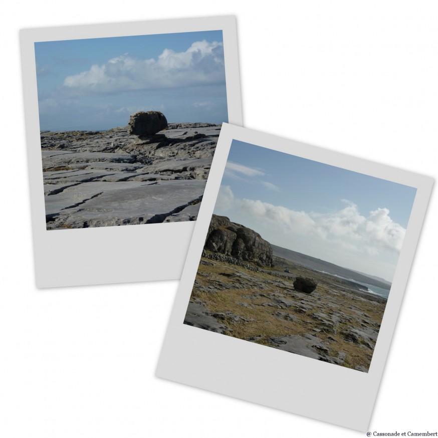Pierres rondes Burren
