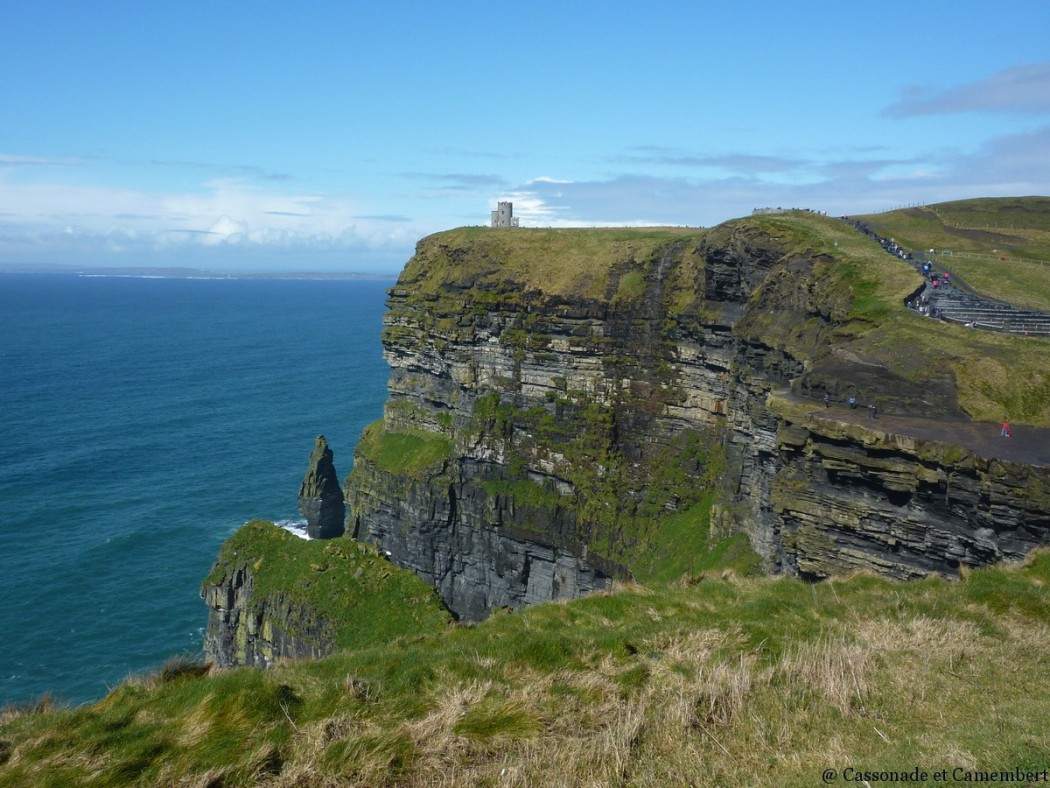 Tour falaise Cliffs of Moher