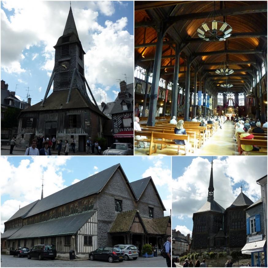 Eglise Sainte-Catherine Honfleur