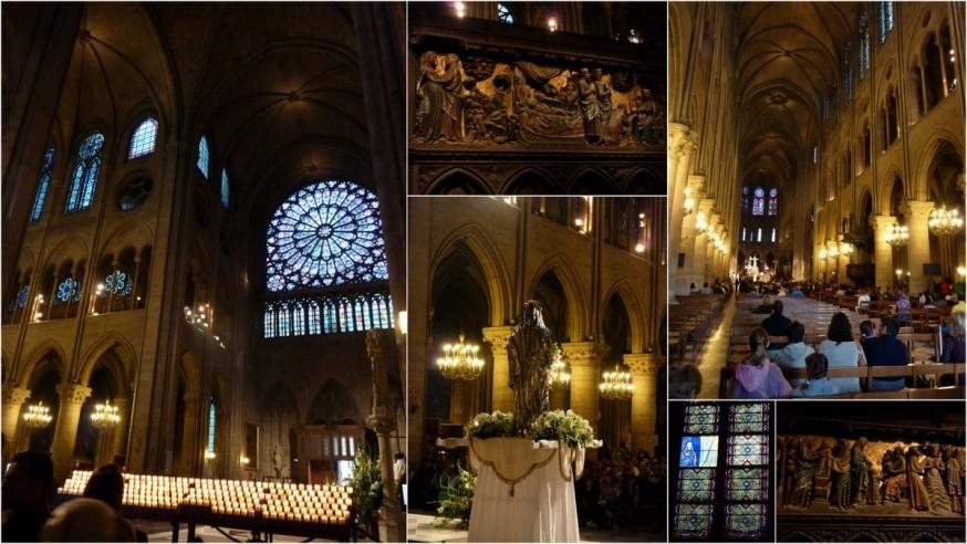 Notre-Dame de Paris intérieur