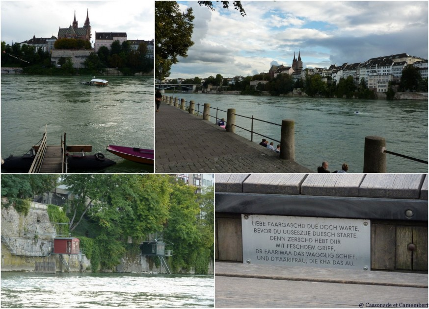 Bac Rhin Basel