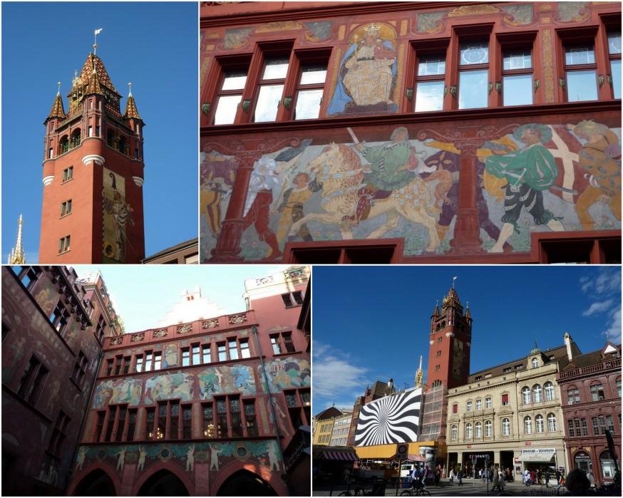Hotel de ville Basel