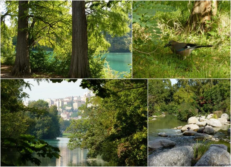 Parc de la Tete d Or Lyon
