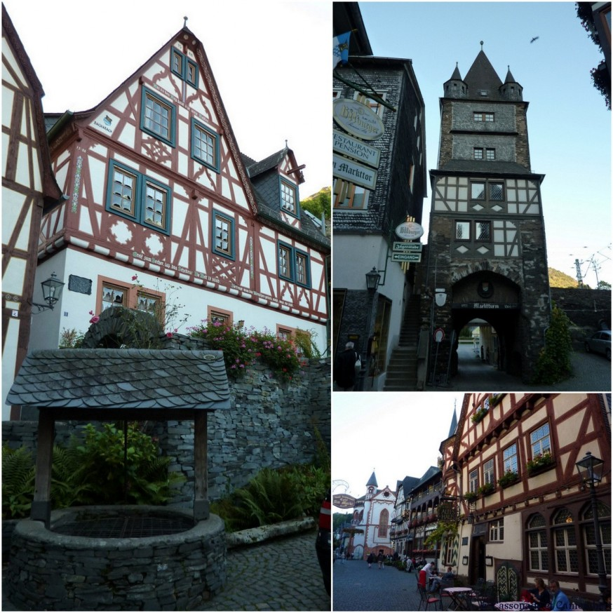 Bacharach colombages