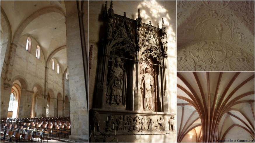 Eberbach Eglise