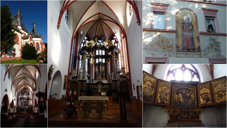 Eglise de Bingen