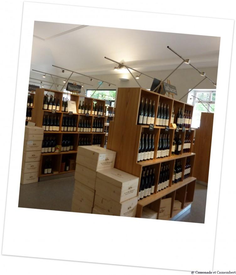Vente de vins Eberbach