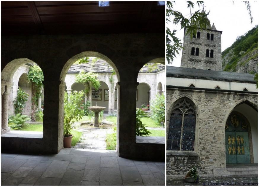 Abbaye de Saint Maurice