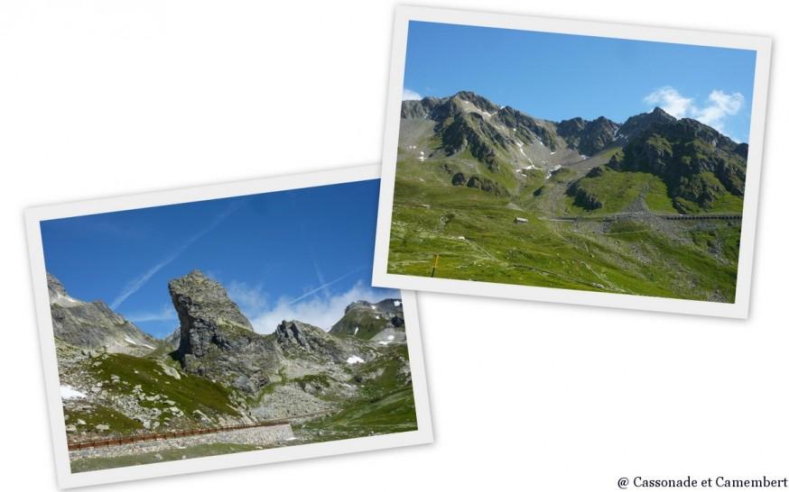 Alpes cote Italie