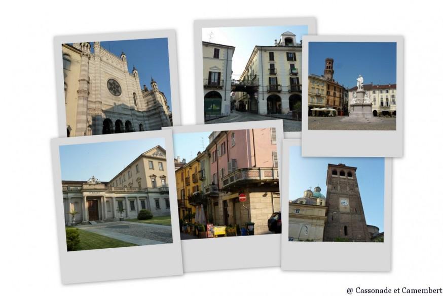 Centre-ville Vercelli