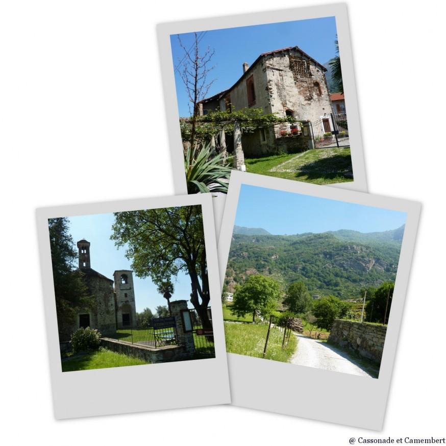 Eglise romane San Lorenzo