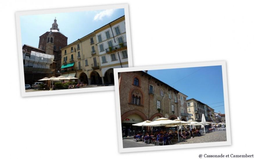 Piazza Vittoria Pavia