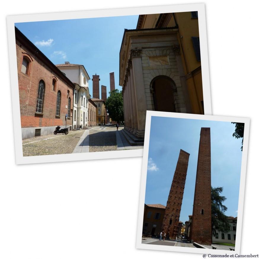 Tours de Pavia