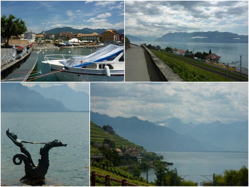 Vevey et Montreux