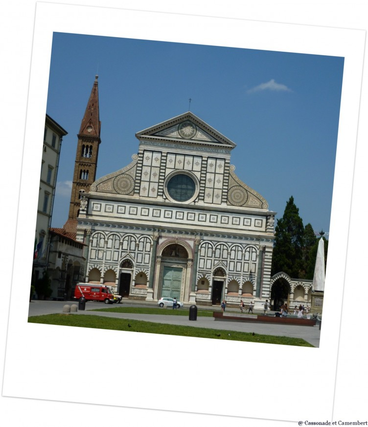 Basilique Santa Maria Novella Florence