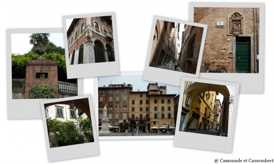 Centre ancien Lucca