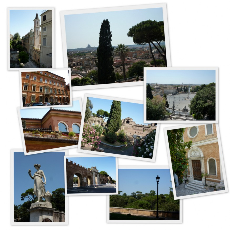 Parc du Princio Rome