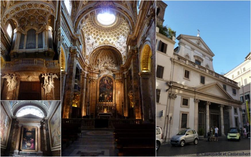 Eglise St Louis des Francais Rome