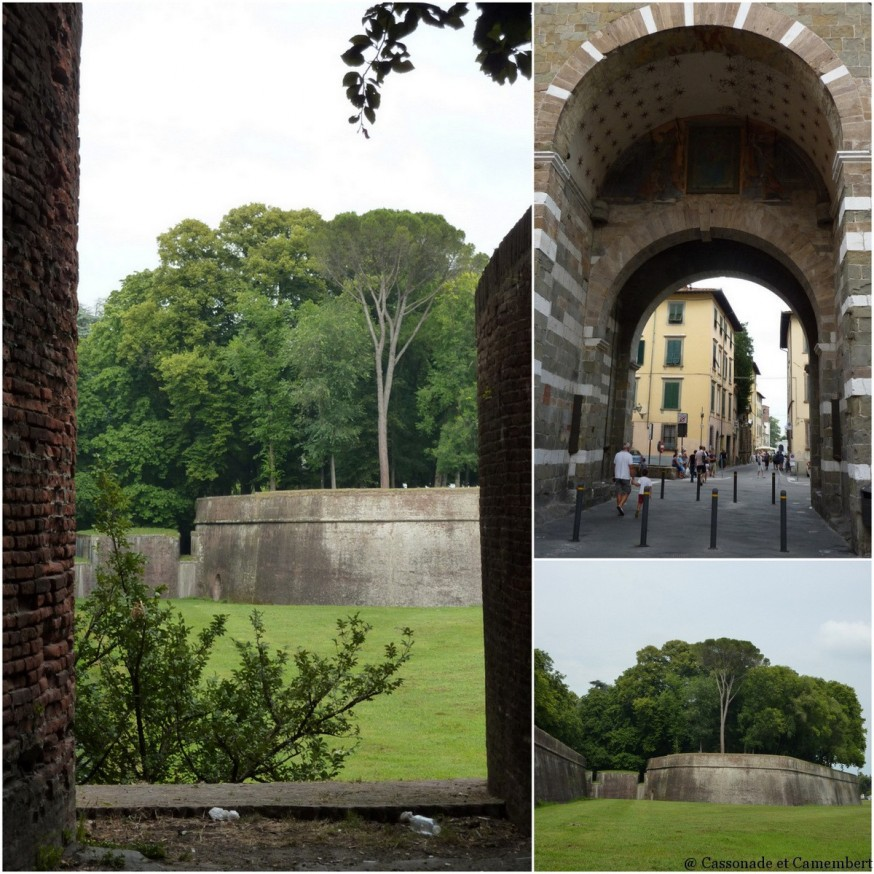 Fortifications Lucca