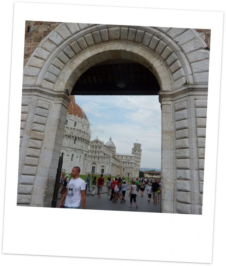 Piazza dei Miracoli Pise