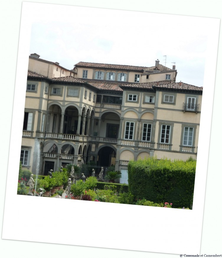 Palais Pfanner Lucca