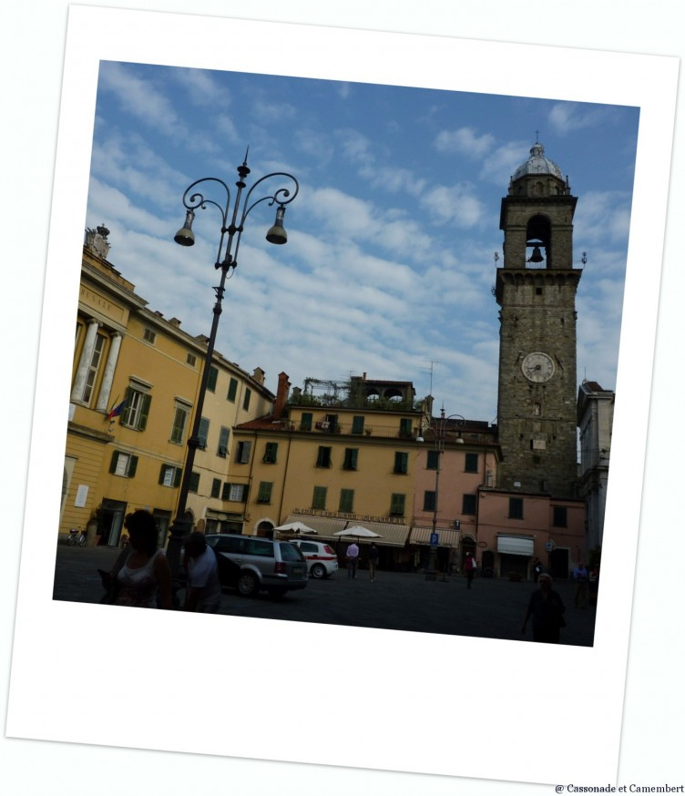 Place Pontremoli