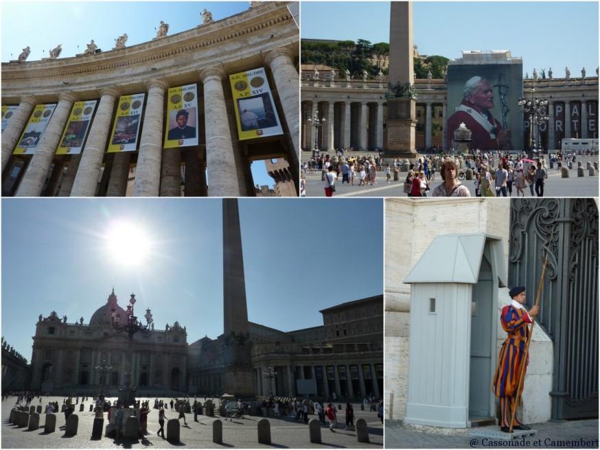 Place St-Pierre Vatican