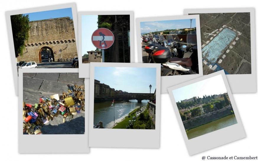 Ponte Vecchio rives Arno Florence