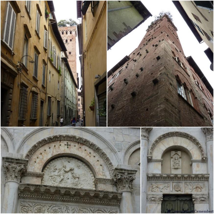 Torre Guinigi Lucques