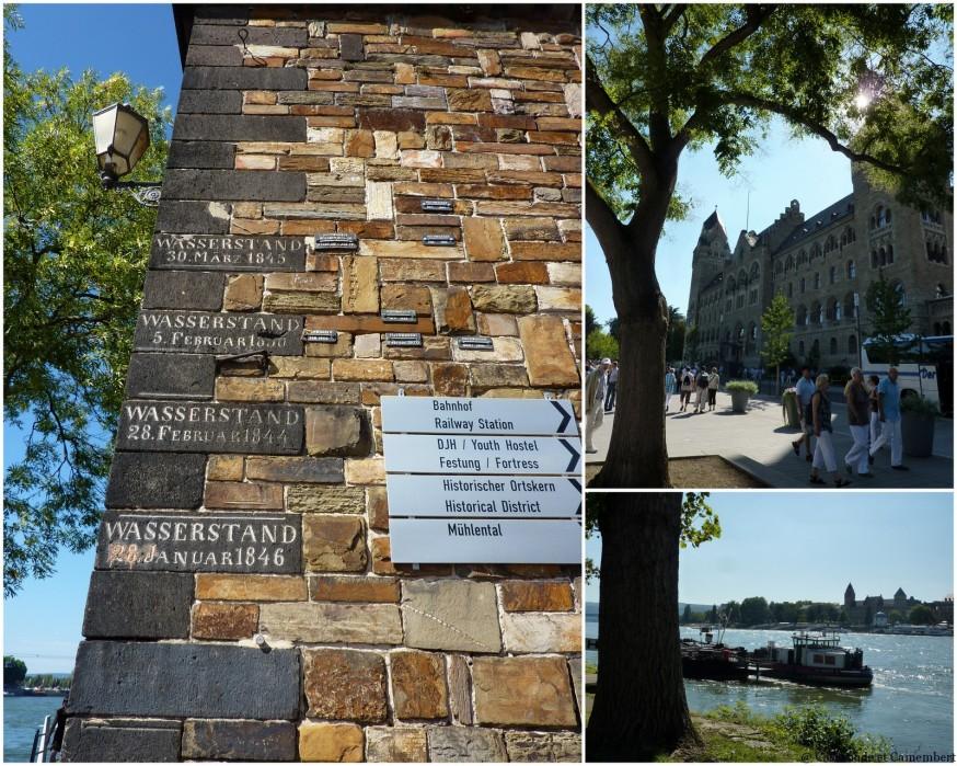 Vieille ville Koblenz