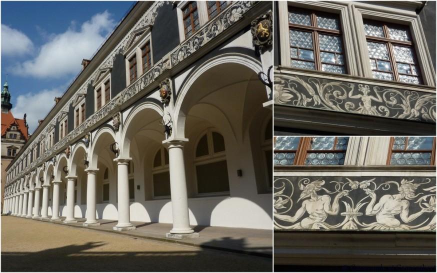 Ecuries château Dresde